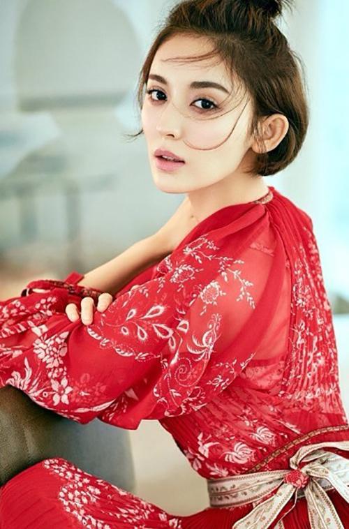 Guli Nazha - Attractive Chinese Girl