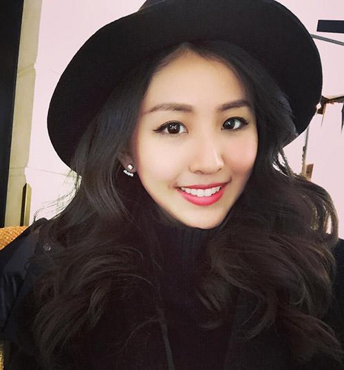 Jessica Xue - Pretty Chinese Girl