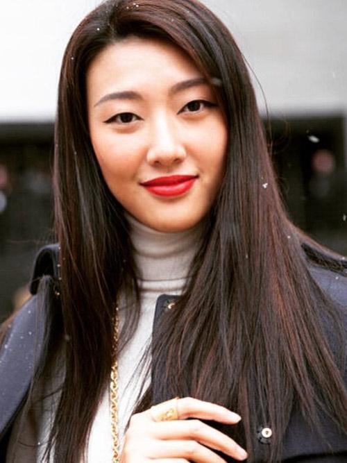 Karen Hu - Beautiful Chinese Girl