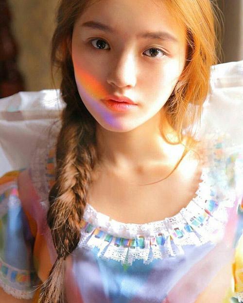Lin Yun - Beautiful Chinese Girl No. 30