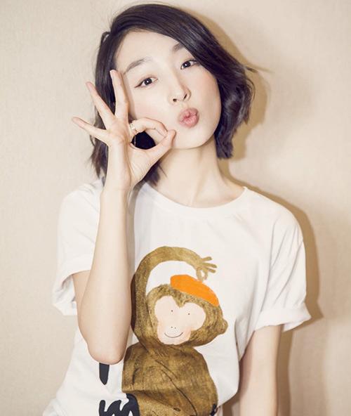 Zhou Dongyu - Charming Chinese Girl