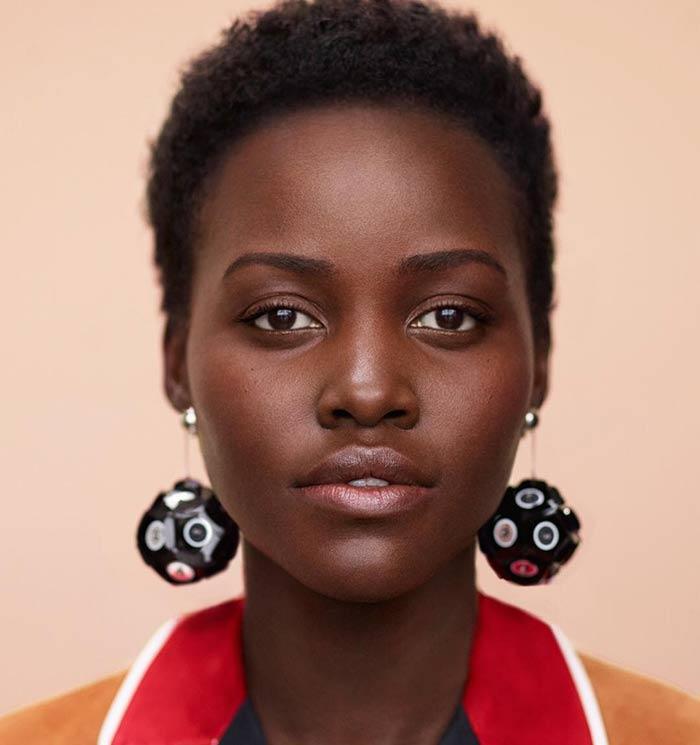 Lupita N'yongo - Beautiful African Women No. 1