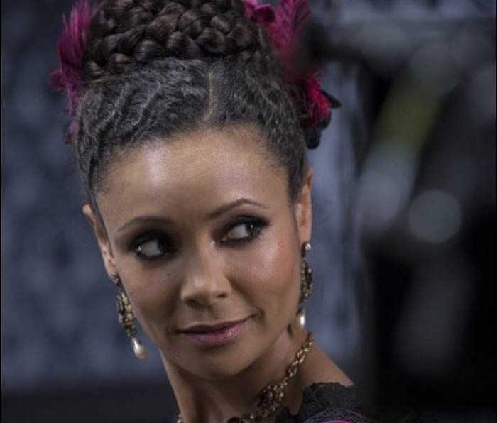 Thandie Newton - Beautiful African Women No. 16