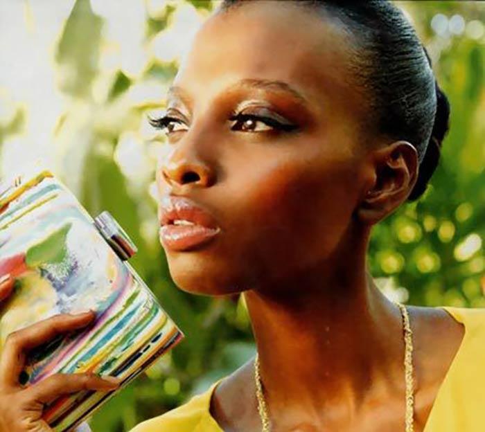 Honorine Uwera - Beautiful African Women No. 18