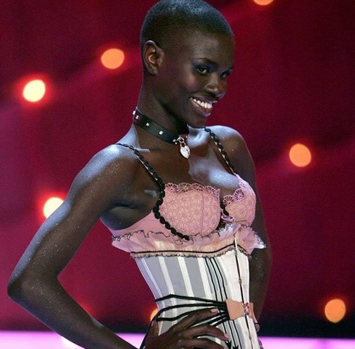 Ajuma Nasenyana - Beautiful African Women No. 6