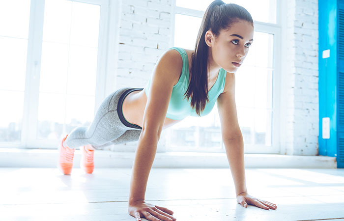 Isometric Exercises For The Abs - Plank