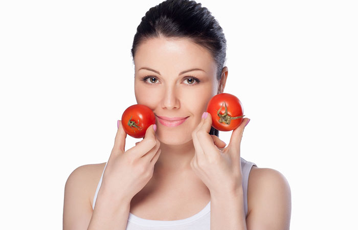 Foods For Healthy Skin - Tomato