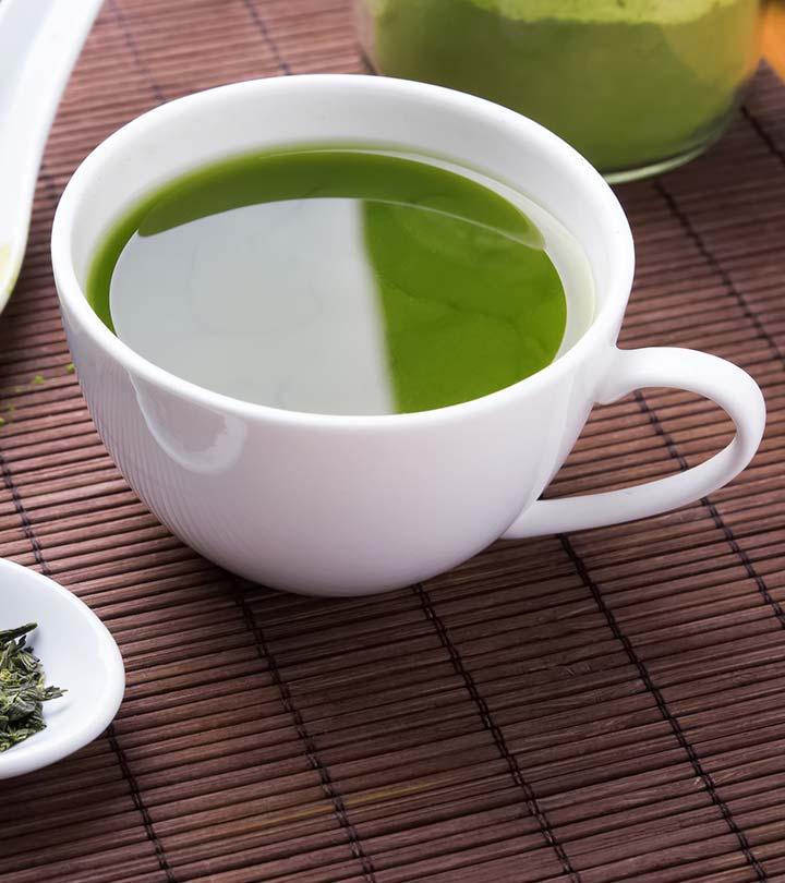 12 Green Tea Face Packs For Different Skin Types