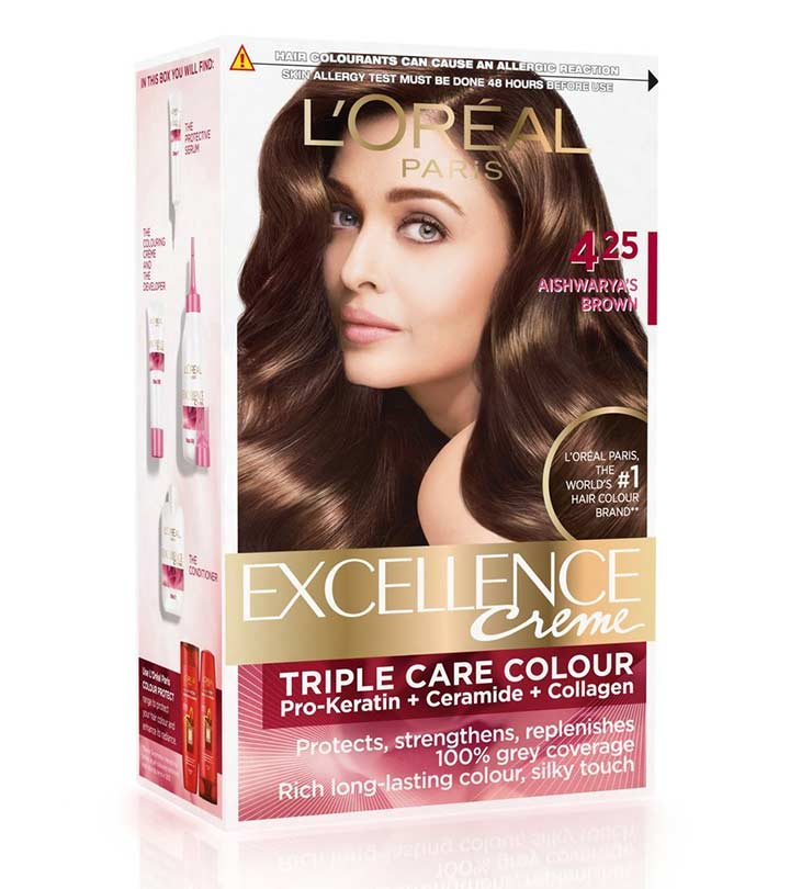 15 Best L\'oreal Hair Color Products Available In India – 2018