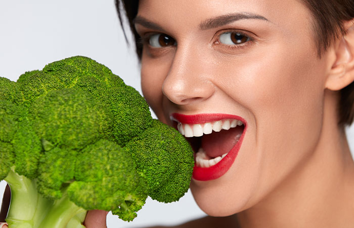 Foods For Healthy Skin - Broccoli