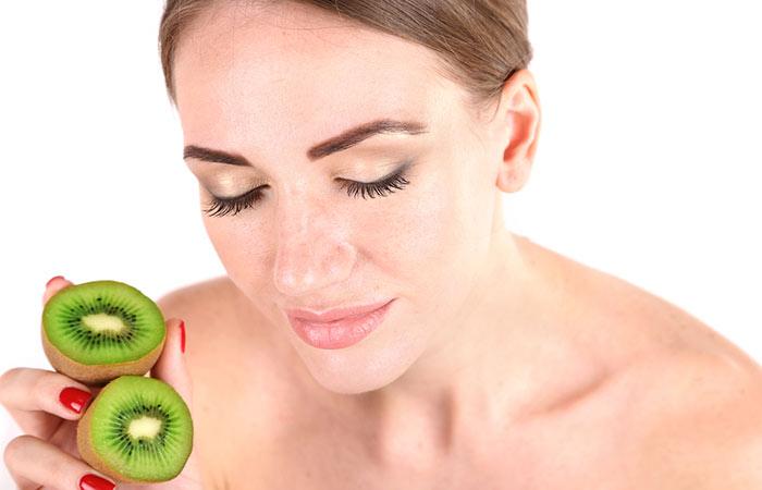 Foods For Healthy Skin - Kiwi