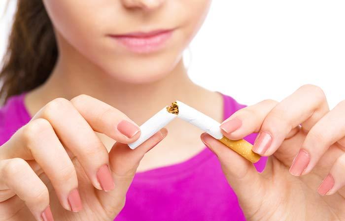 Low Estrogen - Quit Smoking