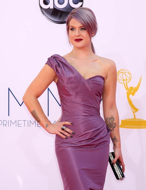 26. Kelly Osbourne