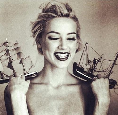 3. Amber Heard