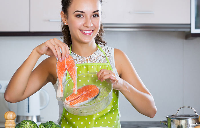 Foods For Healthy Skin - Salmon