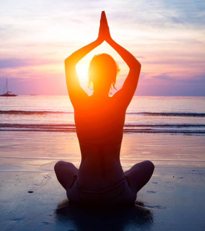 6 Powerful Yoga Asanas For Glowing Skin