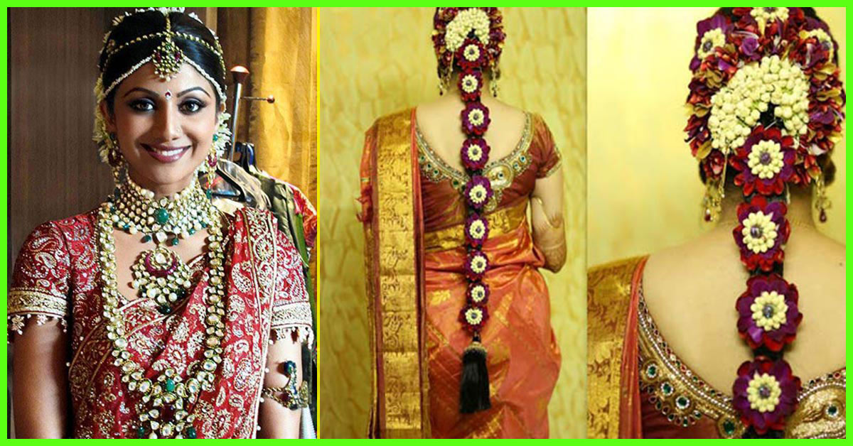 40 indian bridal hairstyles perfect for your wedding junglespirit Gallery