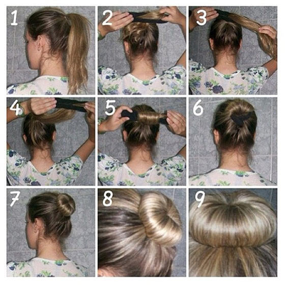 40 quick and easy updos for medium hair 40 stylish updos for medium hair14 pinit solutioingenieria Choice Image