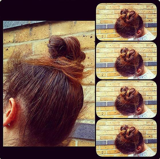 40-Stylish-Updos-For-Medium-Hair2