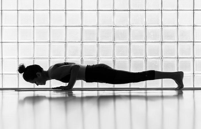 Isometric Exercises - Isometric Low Plank