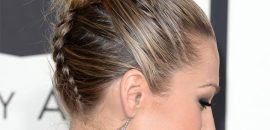 608_50 Lovely Bun Hairstyles For Long Hair_GettyImages_465262987