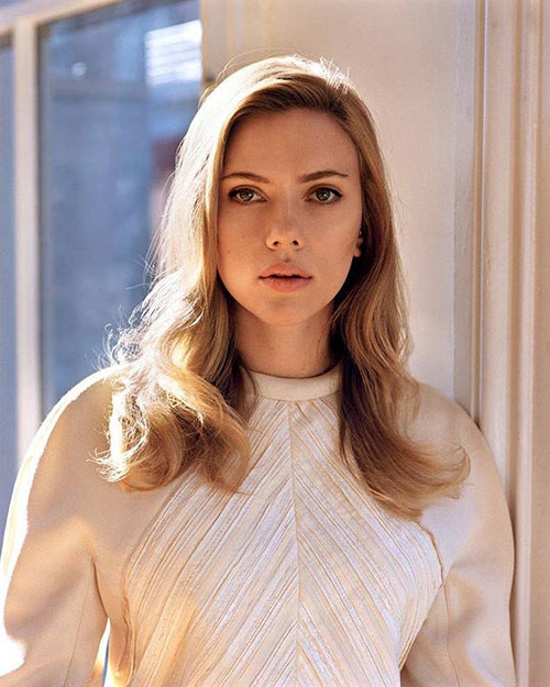 9. Scarlett Johansson