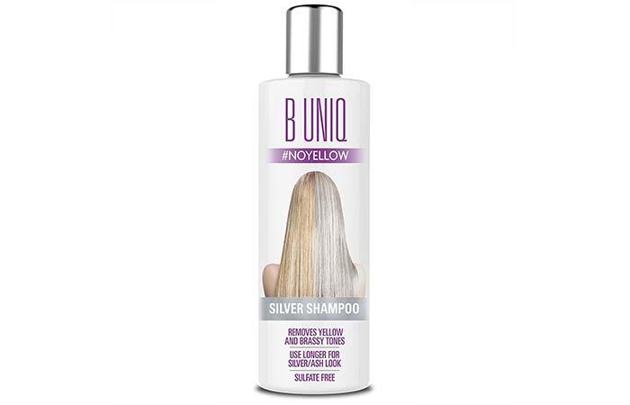 B Uniq Silver Shampoo