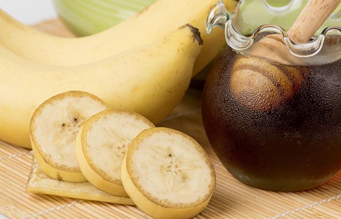 Banana-Face-Pack-For-Skin-Tightening