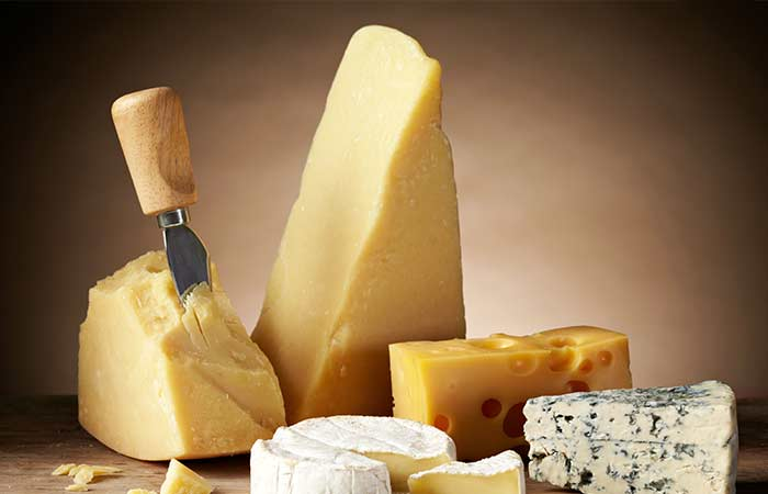 Weight Gain Foods And Supplements - Cheese