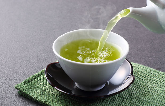 Green-Tea-And-Egg-Hair-Treatment