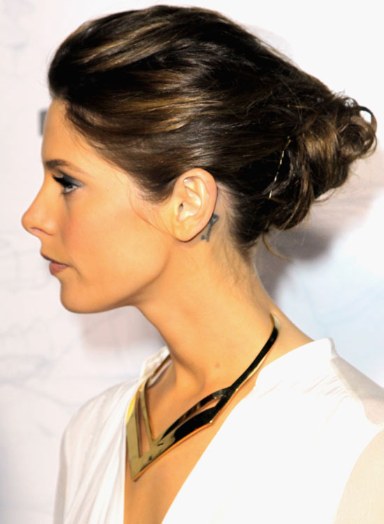 Highlighted-Angular-Bun-with-Puff-and-Texture
