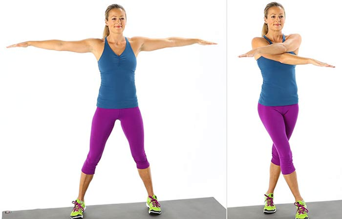 Lose Fat From Arms - Scissors