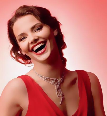 Lisa Boyarskaya - Gorgeous Russian Women