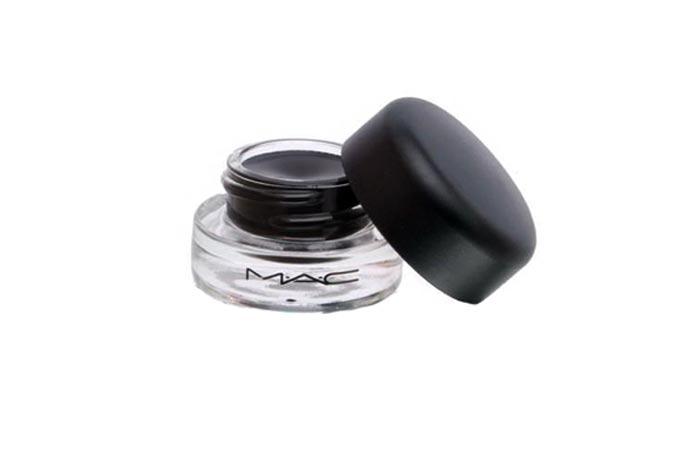 Best Eyeliners In India - MAC Fluidline Gel Eyeliner