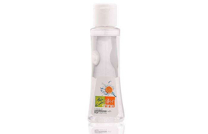 Marico's Hair & Care Silk-n-Shine Leave-in Conditioner
