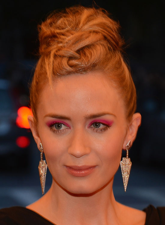 Bun Hairstyles For Long Hair - Smart,-Textured-and-Highly-Twisted-Topknot-Bun