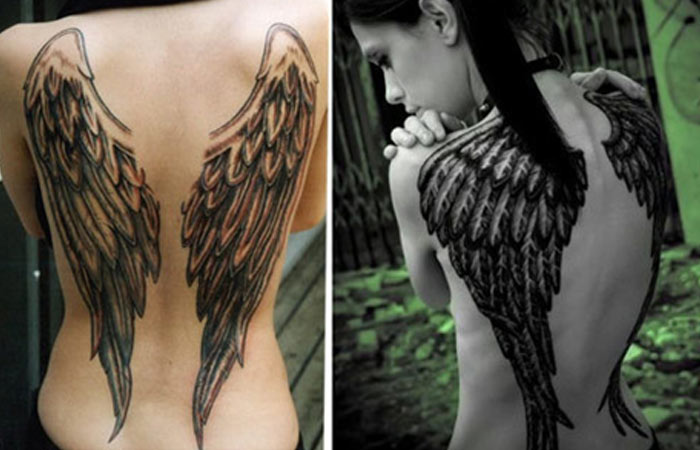 Wings Tattoo Designs