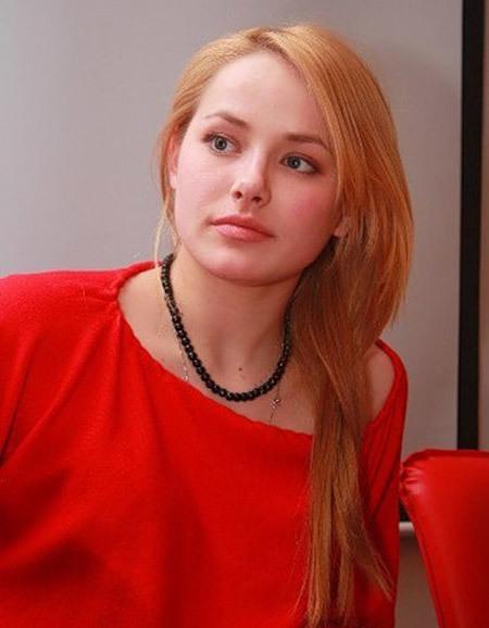 Zoya Berber - Cute Russian Women