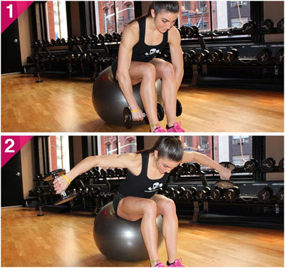 reverse flyes exercise