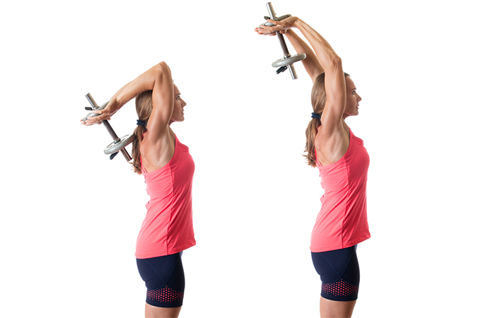 Triceps Exercises - Triceps Extension
