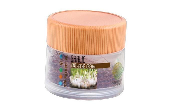Acne And Pimple Creams - The Nature's Co. Garlic Anti-Acne Cream