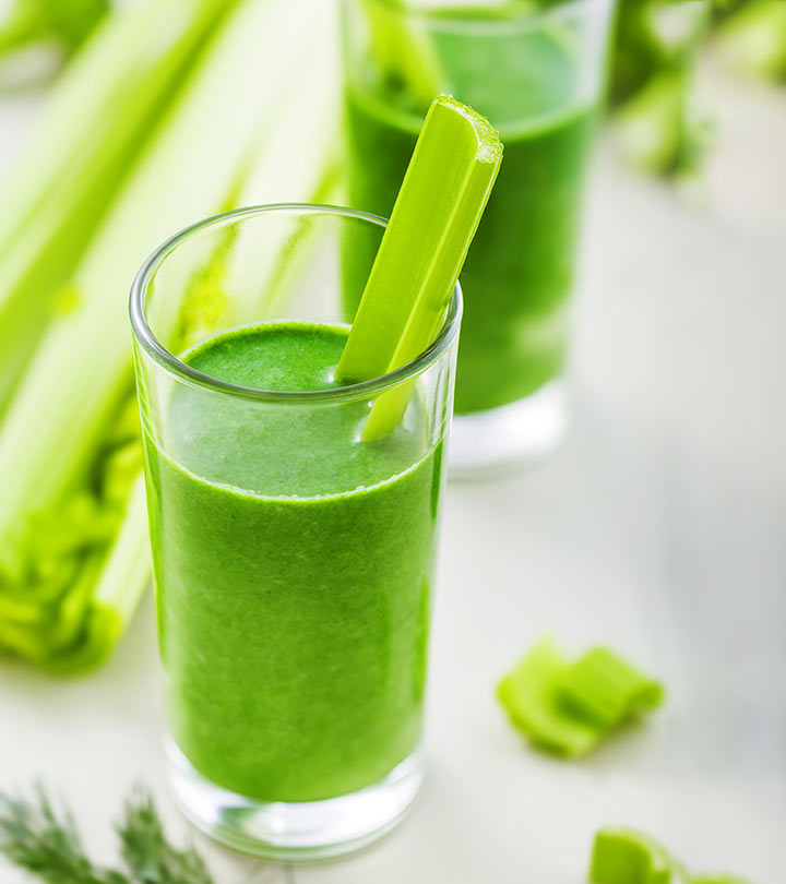 1158_15 Amazing Benefits Of Celery Juice For Skin, Hair And Health_iStock-524708380