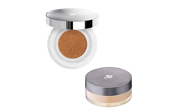 14. Lancome Miracle Cushion And Ageless Minerale