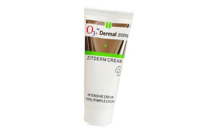 Acne And Pimple Creams - O3+ Dermal Zone Zitderm Acne & Pimple Cream
