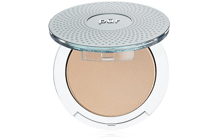 15. Pur 4 In 1 Pressed Mineral Makeup Foundation SPF 15