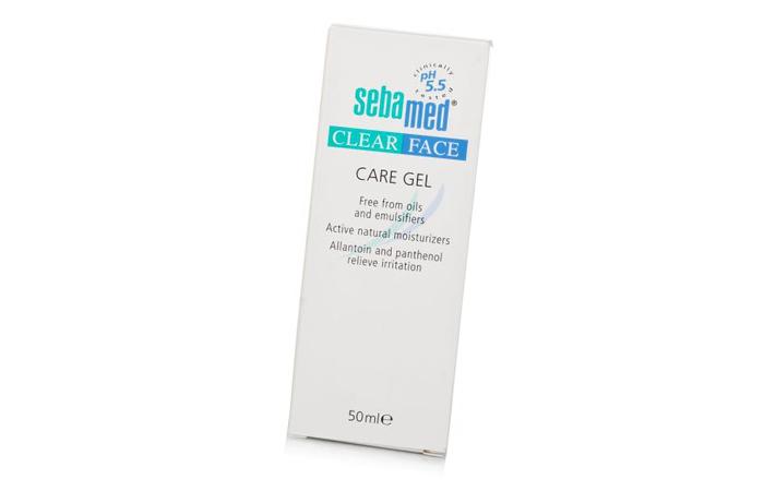 Acne And Pimple Creams - Sebamed Clear Face Care Gel
