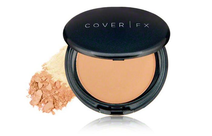 4. Cover FX Pressed Mineral Foundation