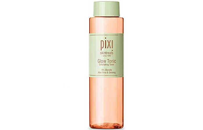 Best Toners For Dry Skin - Pixi Glow Tonic