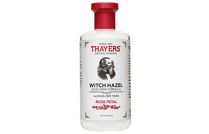 Best Toners For Dry Skin - Thayers Alcohol-Free Rose Petal Witch Hazel Toner