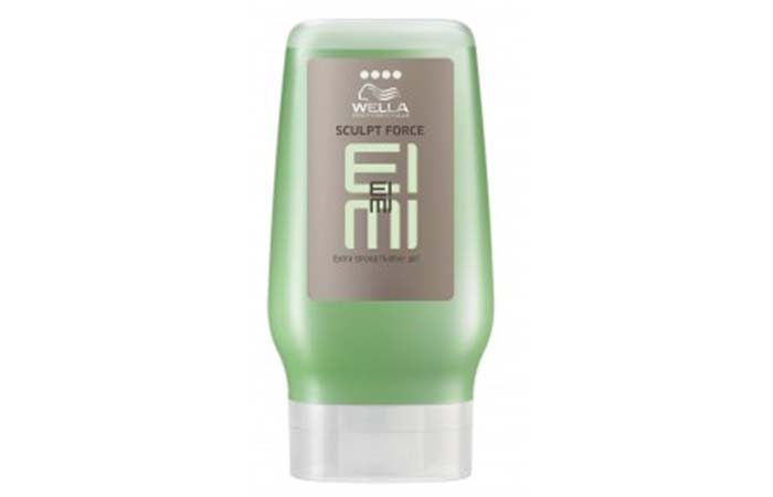 6. Wella Professionals EIMI Sculpt Force Extra Strong Flubber Gel